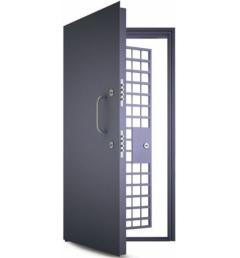 Стальная решетчатая дверь РД-7