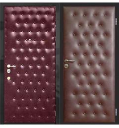 Дверь входная металлическая винилискожа - В3
